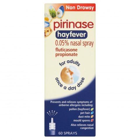 Pirinase Hayfever Nasal Spray