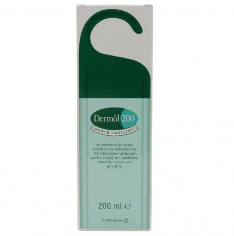 Dermol 200 Shower Emollient