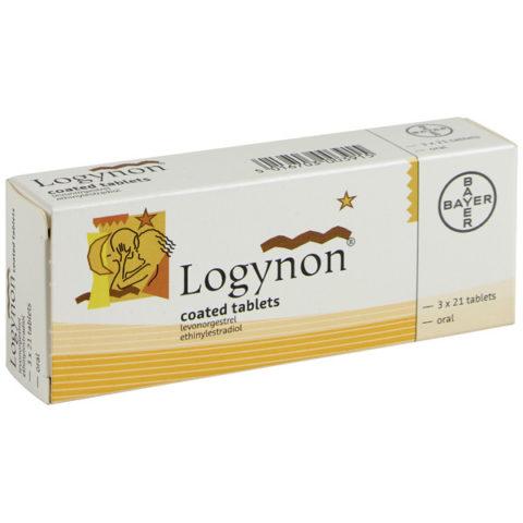 Logynon & Logynon ED
