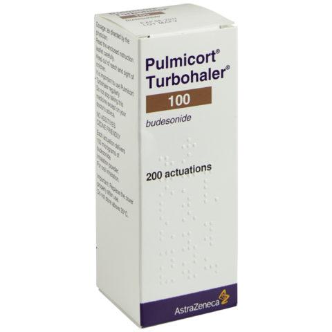 Pulmicort Turbohaler (100, 200 & 400)