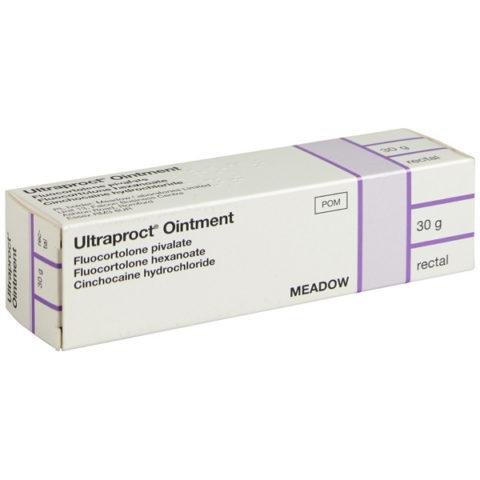 Ultraproct Ointment