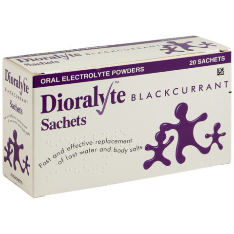 Dioralyte Sachets