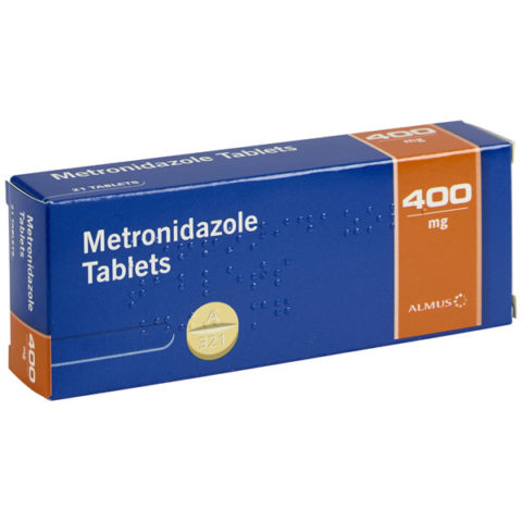 Buy Metronidazole Tablets - Treat BV