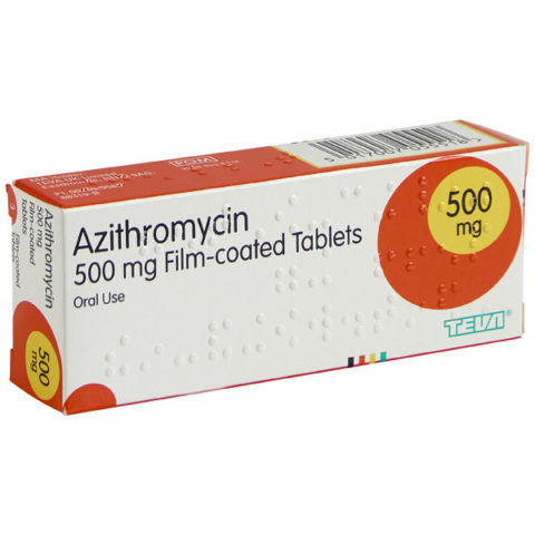 Azithromycin Tablets & Suspension