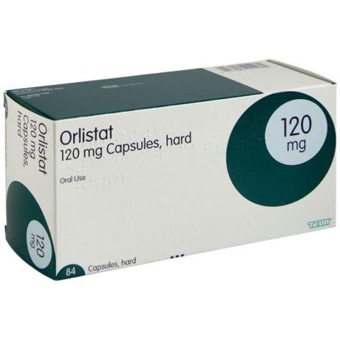 Buy Orlistat 120mg Capsules