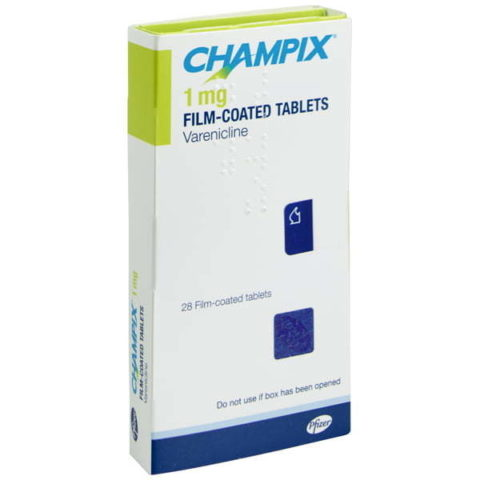 Champix Tablets