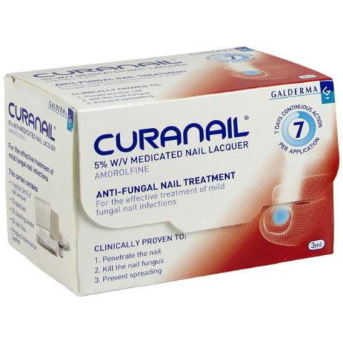 Curanail 5% Nail Lacquer