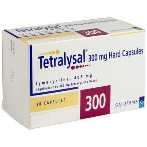 Buy Tetralysal Capsules