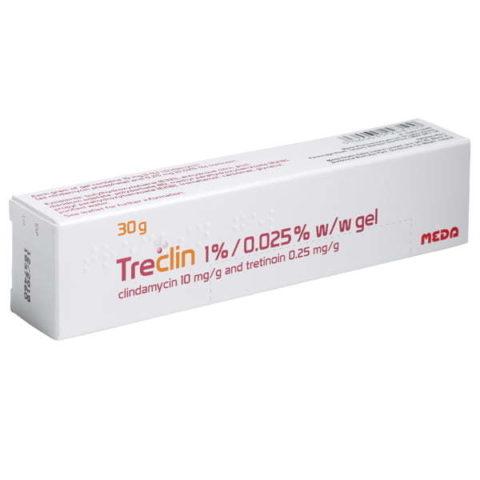 Treclin Gel