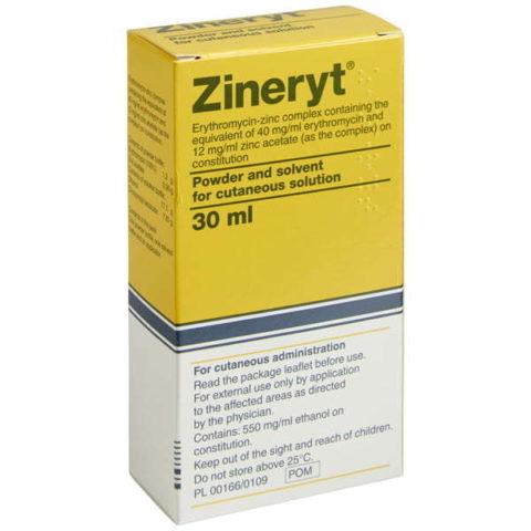 Buy Zineryt Lotion Online