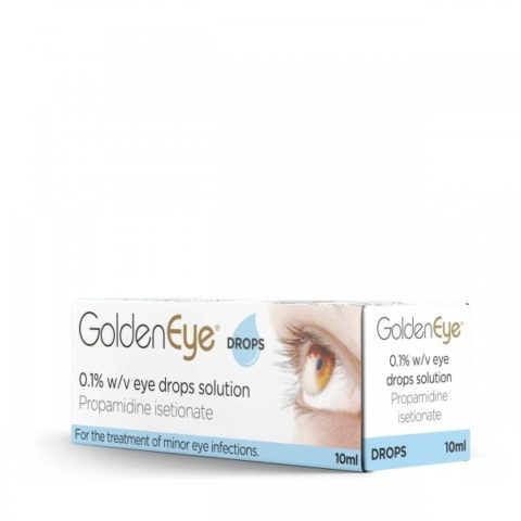 Golden Eye Drops