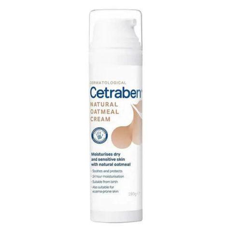 Cetraben Oatmeal Cream