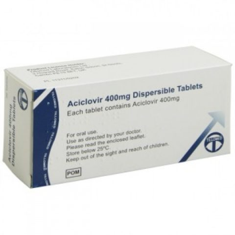 Aciclovir 400mg Tablets