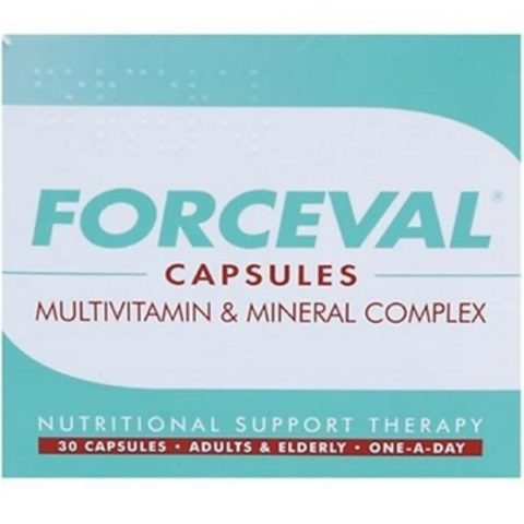 Forceval Capsules