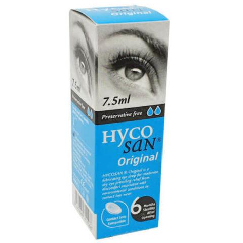 Hycosan Original Eye Drops