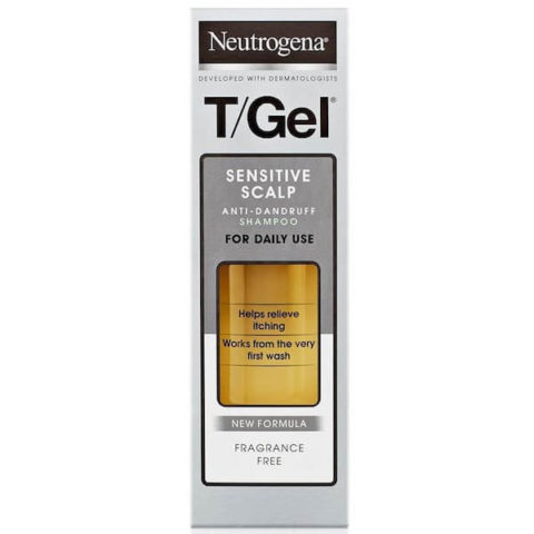 Neutrogena T/Gel Shampoo (Sensitive Scalp)