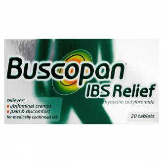 Buy Buscopan IBS Relief Tablets online