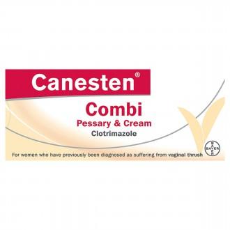 Canesten Combi (Pessary & Cream)