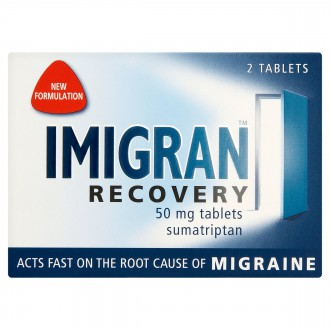 Buy Imigran Recovery Tablets online