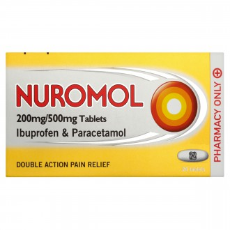 Nuromol Double Action Tablets