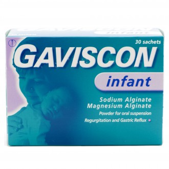 Buy Gaviscon Infant Sachets online