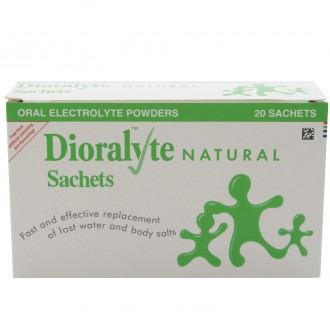 Buy Dioralyte Sachets Natural online