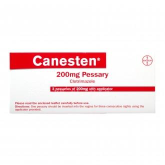 Canesten (Clotrimazole) 200mg Pessary