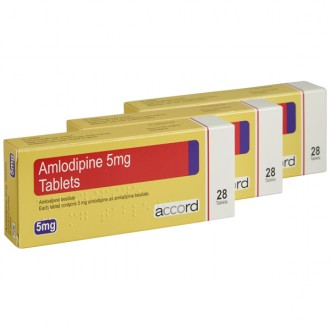 Buy Amlodipine Tablets (5mg & 10mg) online