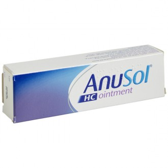 Buy Anusol HC Ointment online
