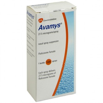 Buy Avamys Nasal Spray online