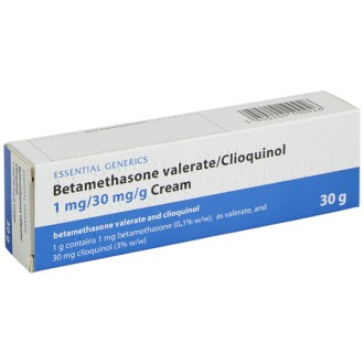 Betamethasone with Clioquinol Cream