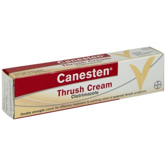 Buy Canesten 2% Thrush Cream online