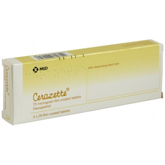 Cerazette Tablets