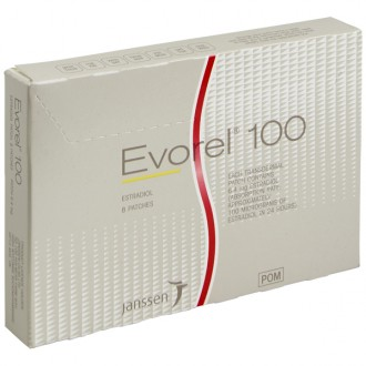 Buy Evorel 100 Patches online