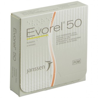 Buy Evorel Patches (25, 50, 75 & 100) online
