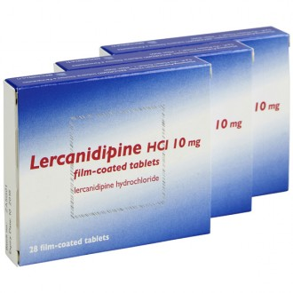 Buy Lercanidipine 10mg Tablets online
