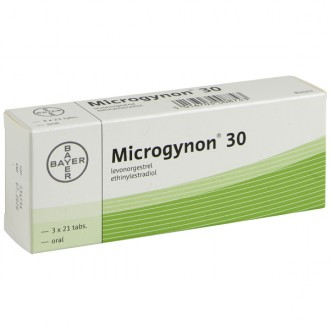 Microgynon Tablets
