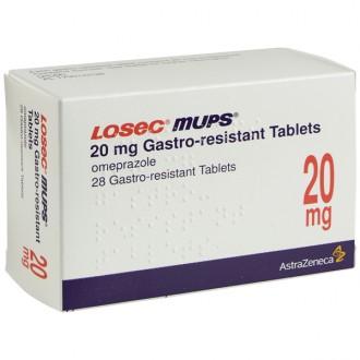 buy losec mups 20mg tablets online acid reflux and heartburn treatment
