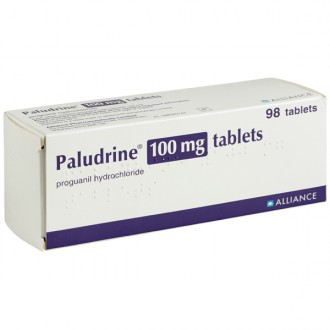 Paludrine 100mg Tablets