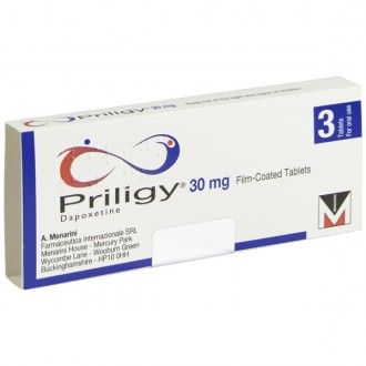 Priligy 30mg Tablets