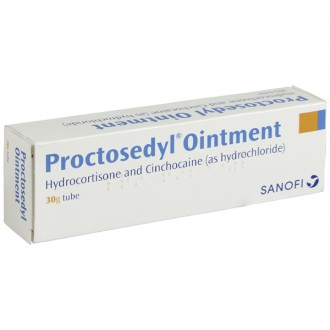 Buy Proctosedyl Ointment online