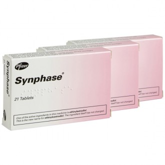Synphase Tablets