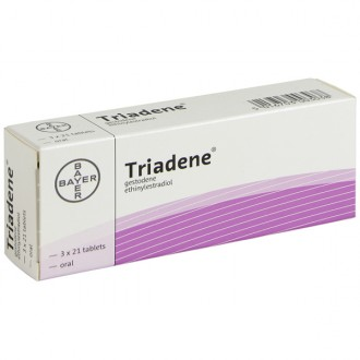 Triadene Tablets
