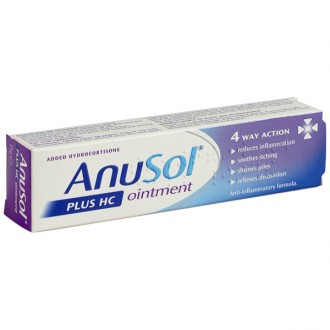 Buy Anusol Plus HC Ointment online