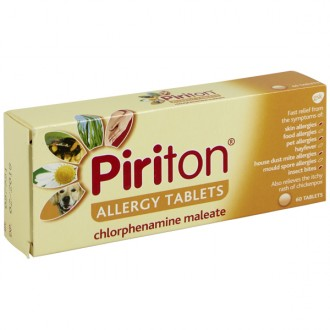 Buy Piriton Tablets & Syrup online