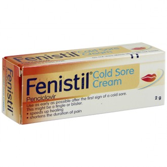 Buy Fenistil Cold Sore Cream online
