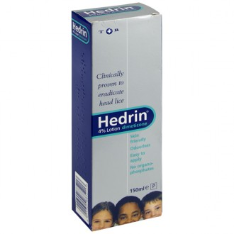 Hedrin 4% Lotion