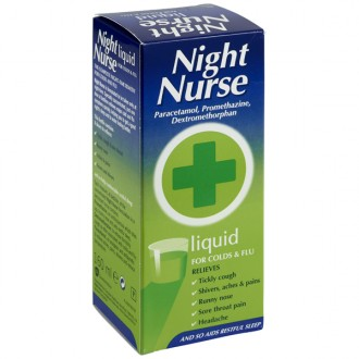 Buy Night Nurse Liquid online