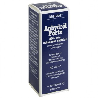 Buy Anhydrol Forte Roll On 20% w/v Cutaneous Solution online