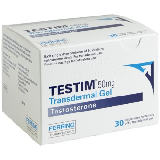 Testim Gel  (Returning Patients)
